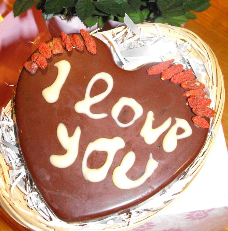 love you raw chocolate