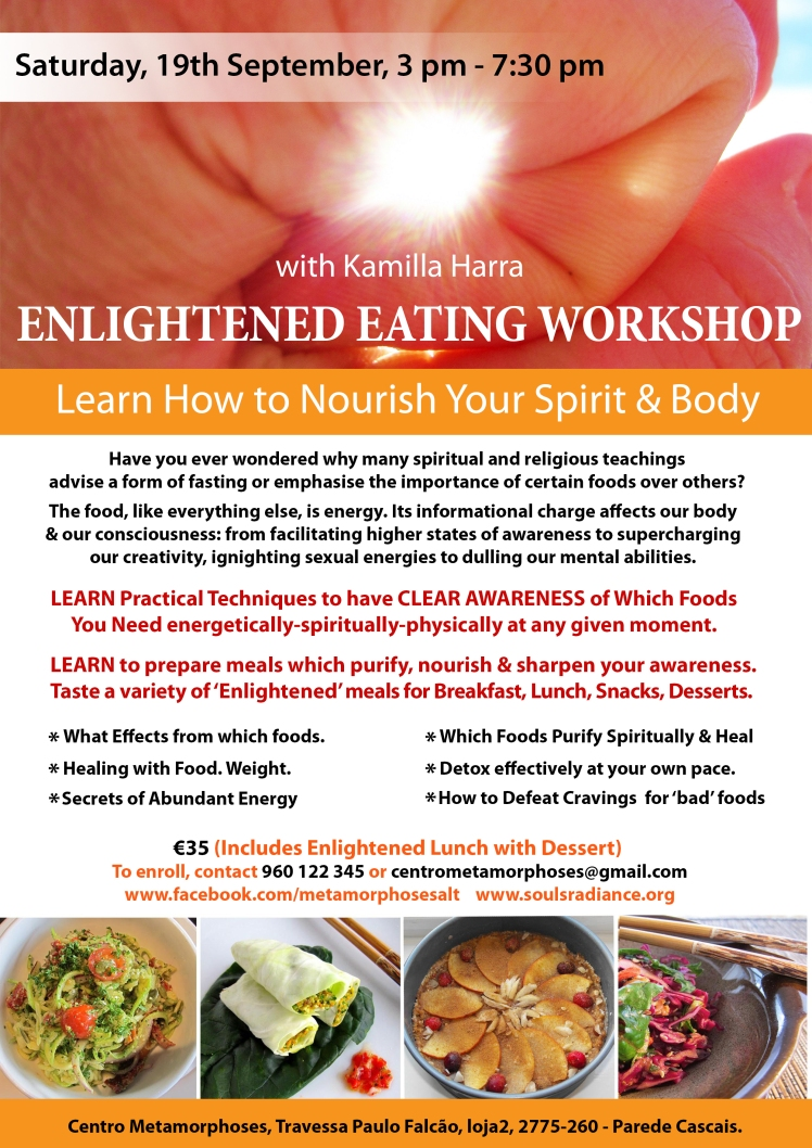 Enlightened Eating Workshop